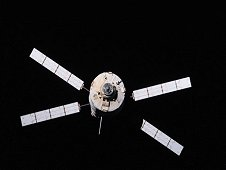 European Space Agency's Automated Transfer Vehicle-3 (ATV-3),