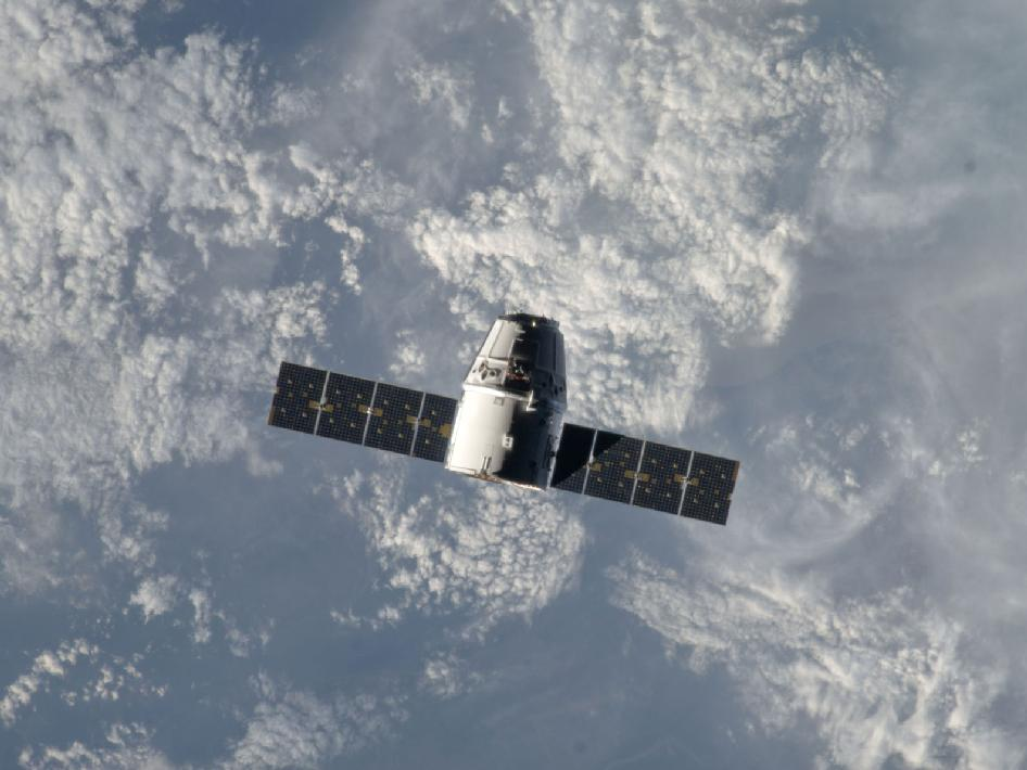 earth dragon from spacex - photo #21