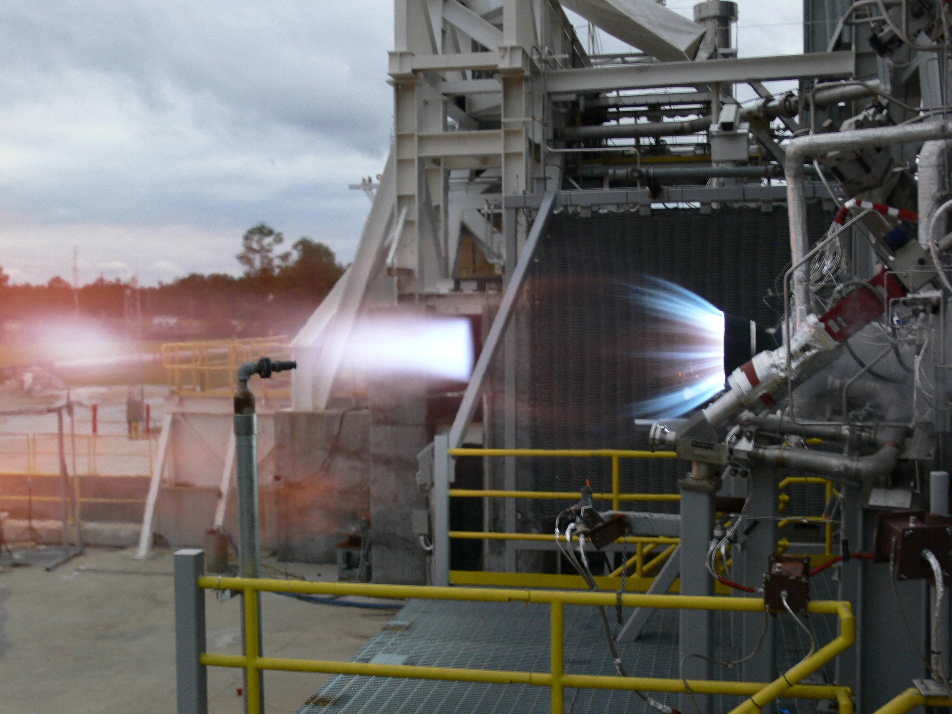 Hydrogen Rocket Engine Design
