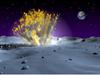 moon impact artist concept