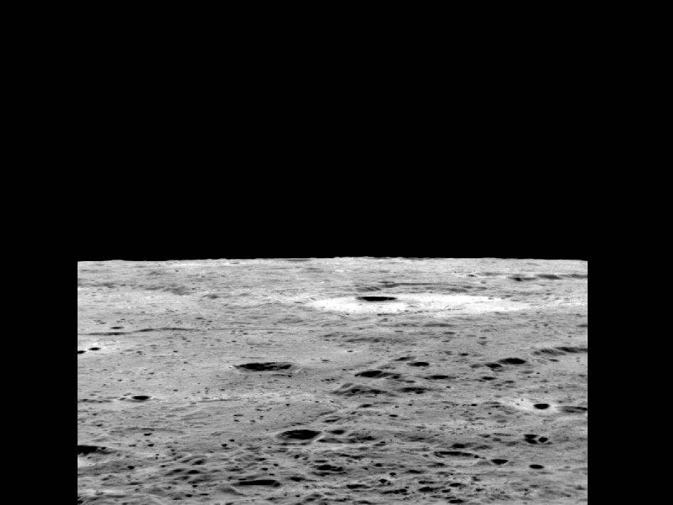 Image from Orbit of Mercury: A Little Perspective