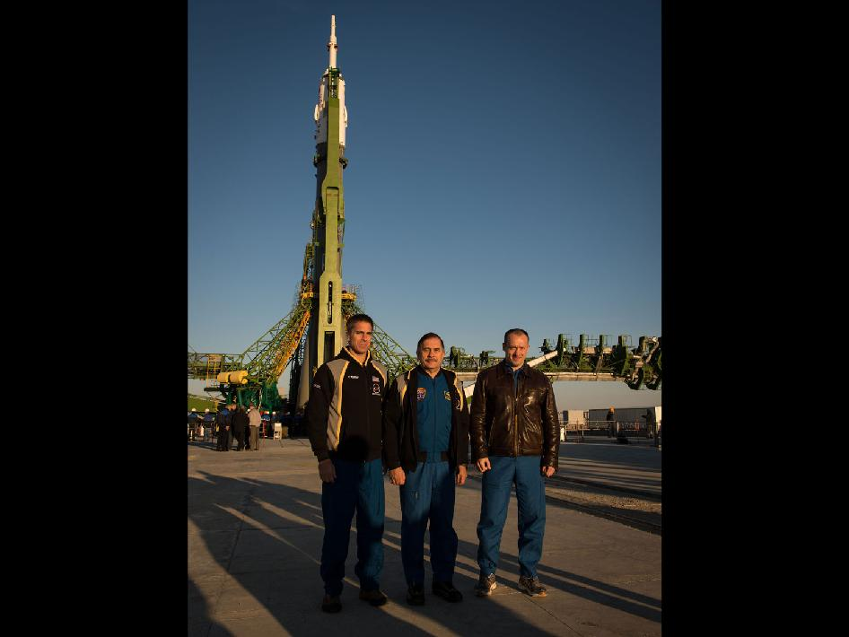 Expedition 33 backup crew