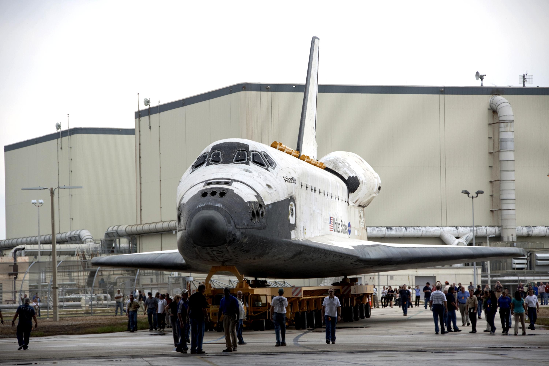 space shuttle atlantis building - photo #40