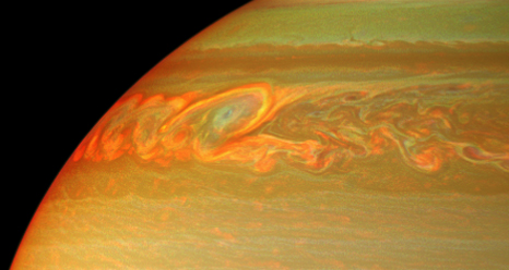weather on planet saturn - photo #46