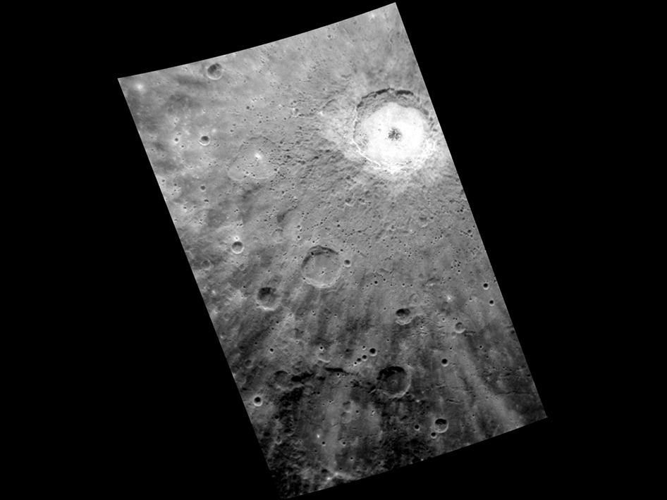 Image from Orbit of Mercury: Different Strokes