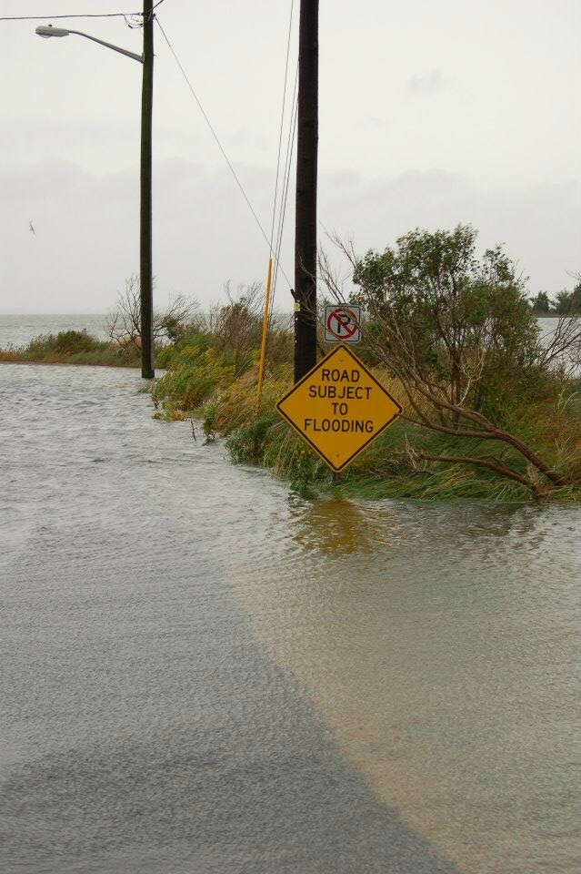 Hurricane Sandy Flooding Flooding From Hurricane Sandy