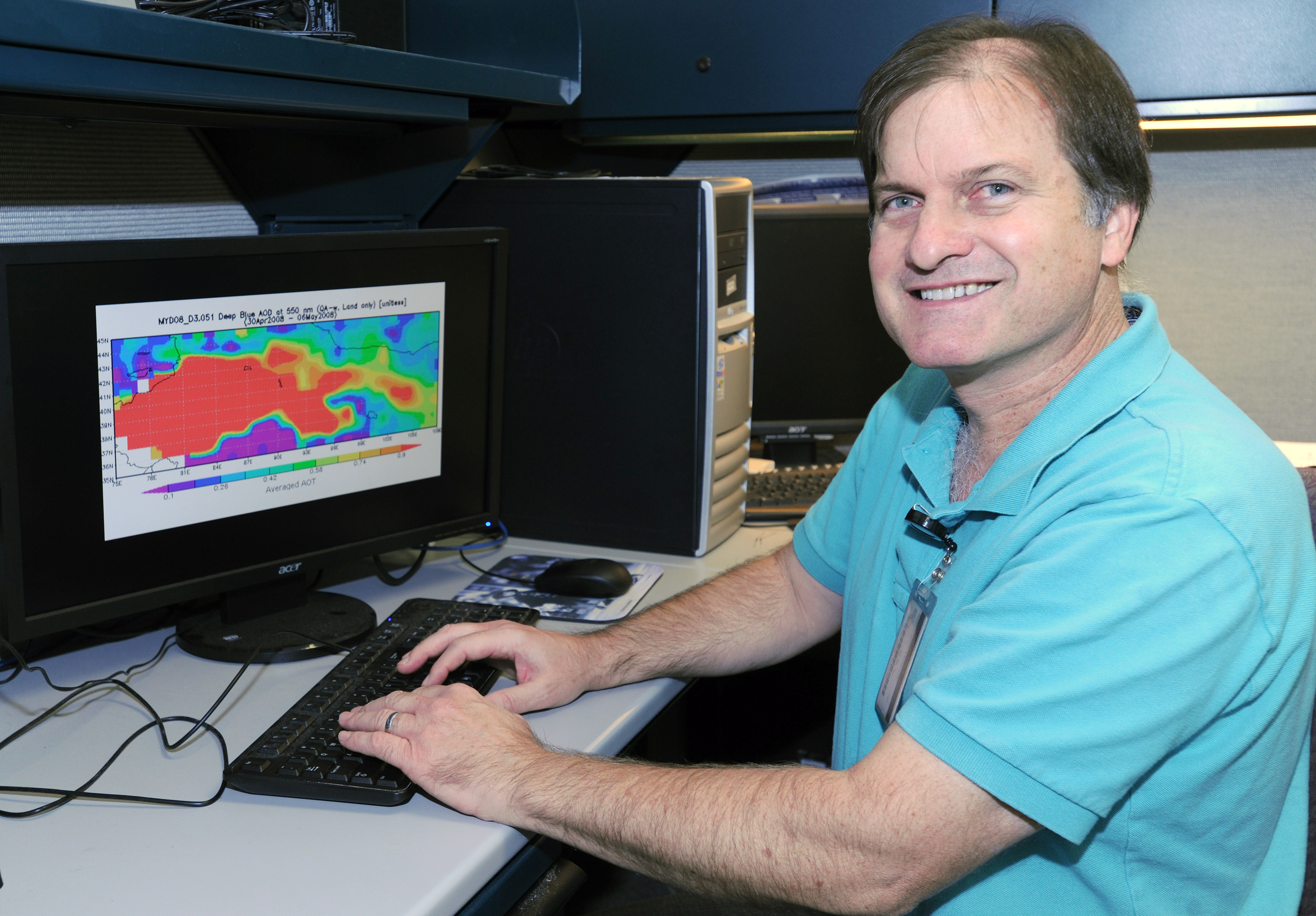 NASA - Dust's Warming Counters Half of its Cooling Effect