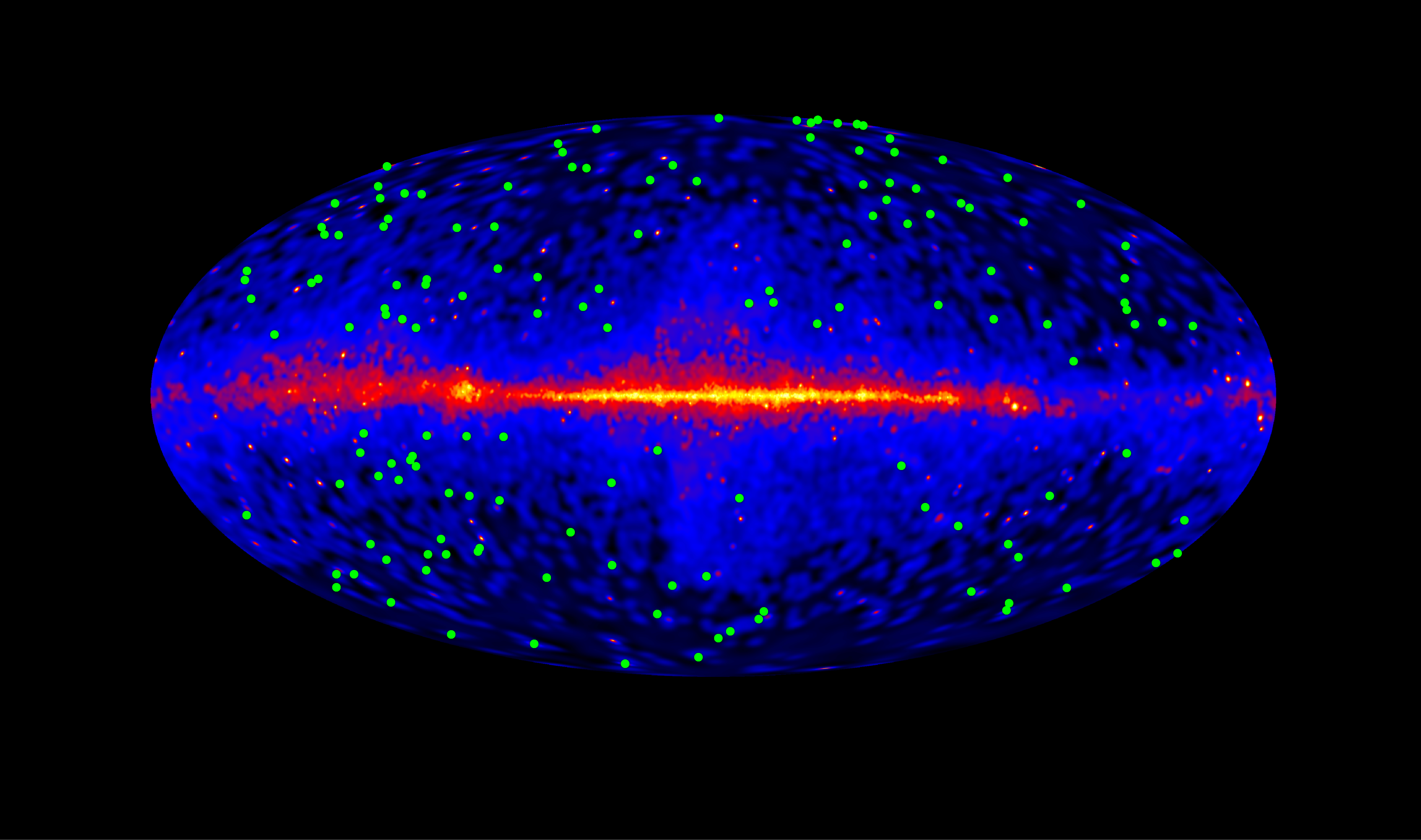 NASA - NASA'S Fermi Measures Cosmic 'Fog' Produced by ...