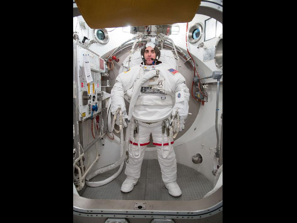 NASA astronaut Chris Cassidy
