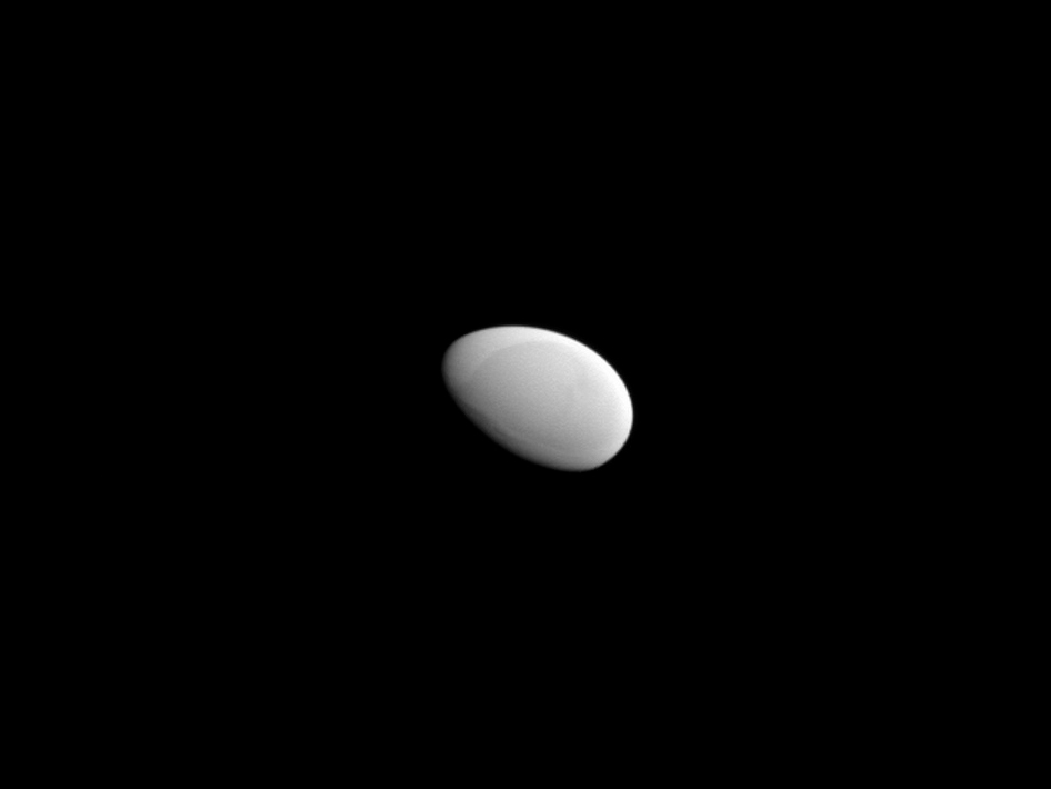 Saturn's moon Methone