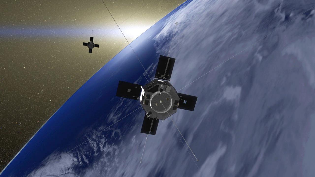 NASA - The Van Allen Probes: Honoring the Origins of ...