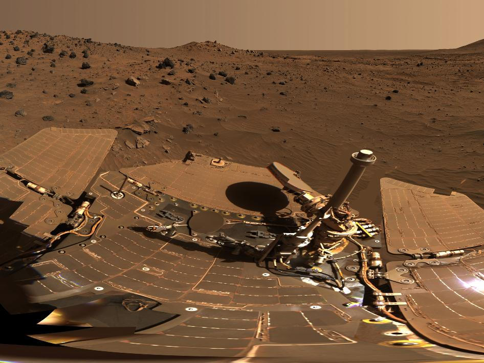 mars rover spirit - photo #13