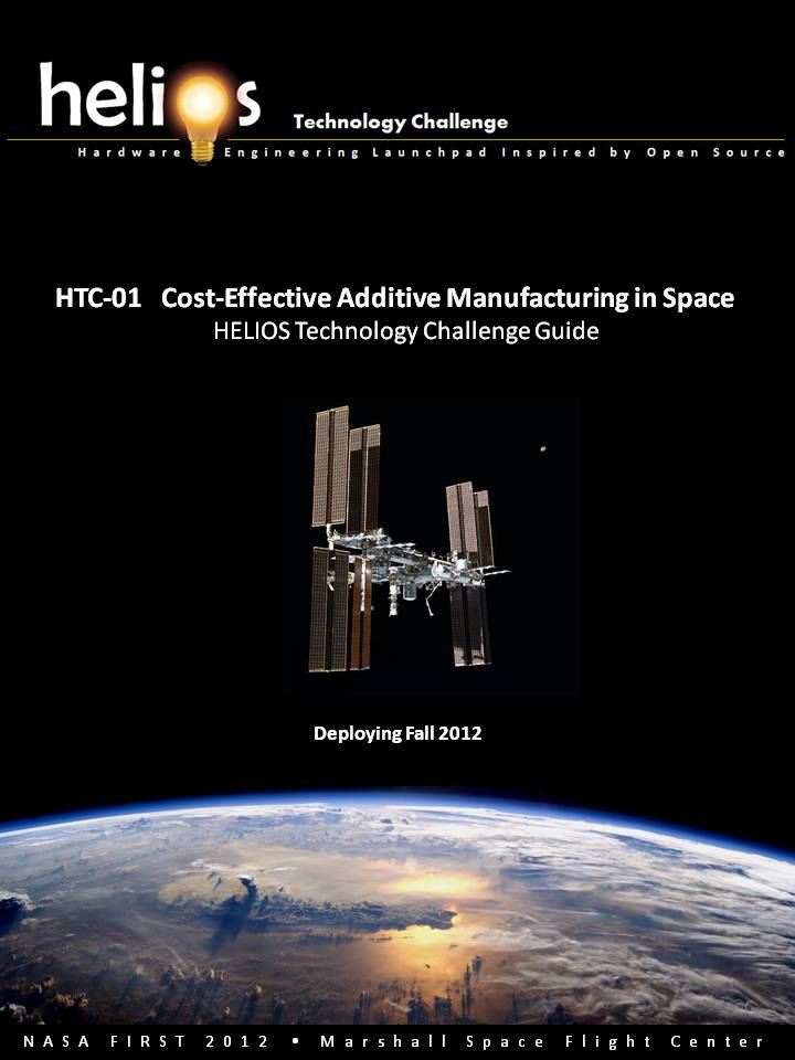 Image of cover of HELIOS Challenge Guide