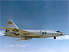 The Bell X-2 aircraft