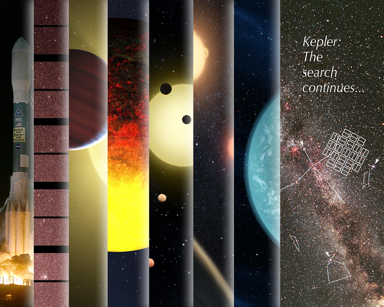 NASA - NASA's Kepler Completes Prime Mission, Begins ...