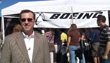 Boeing's Pete McGrath