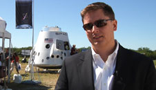 SpaceX's Tim Hughes