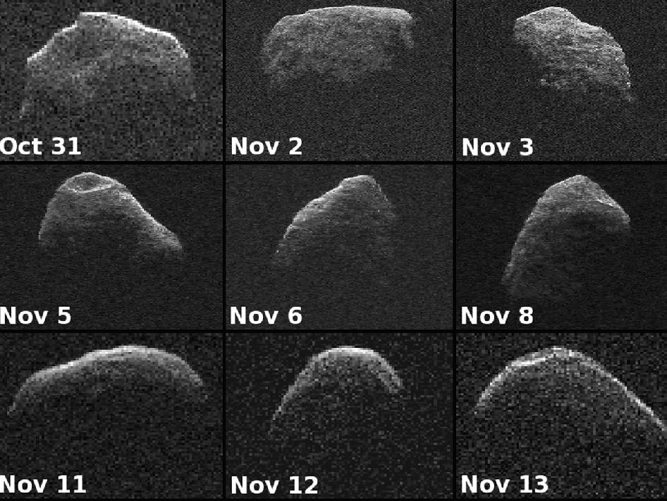 Asteroid 2012 PA8