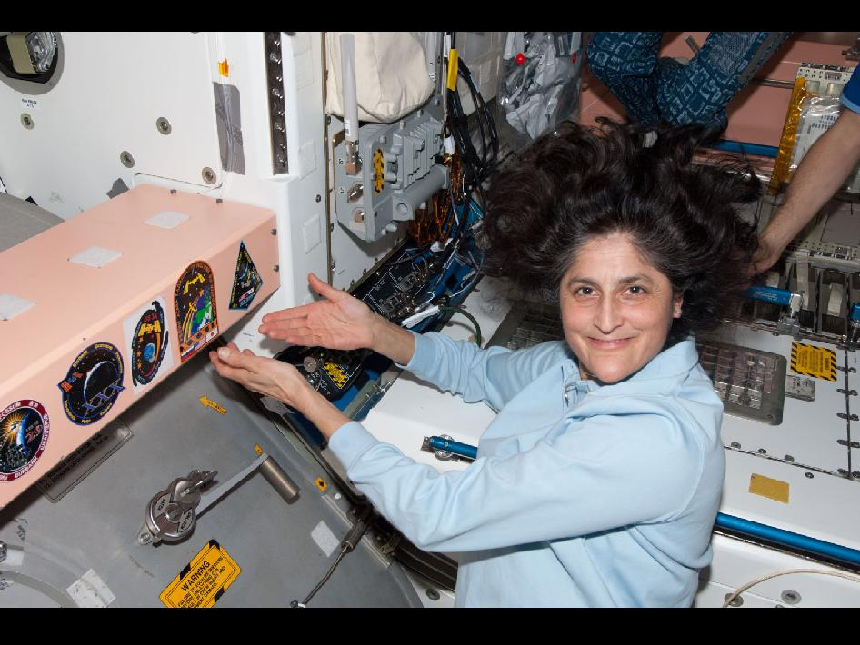 astronauts sunita williams - photo #16