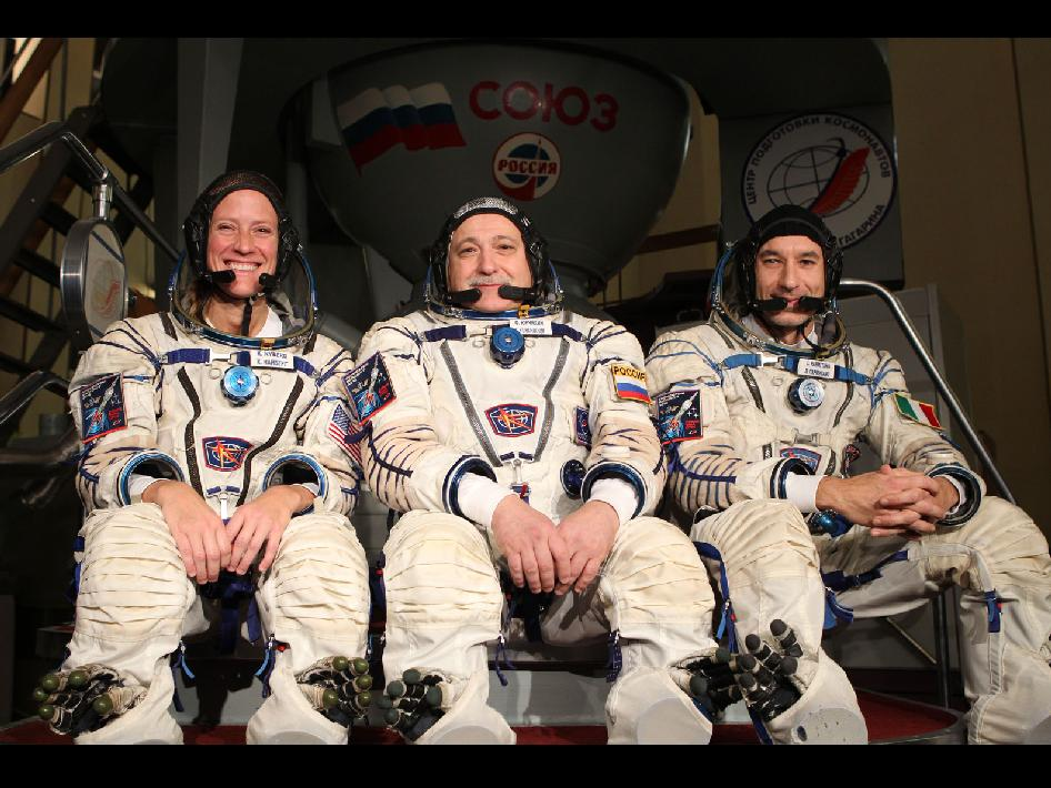 Expedition 34 Backup Crew