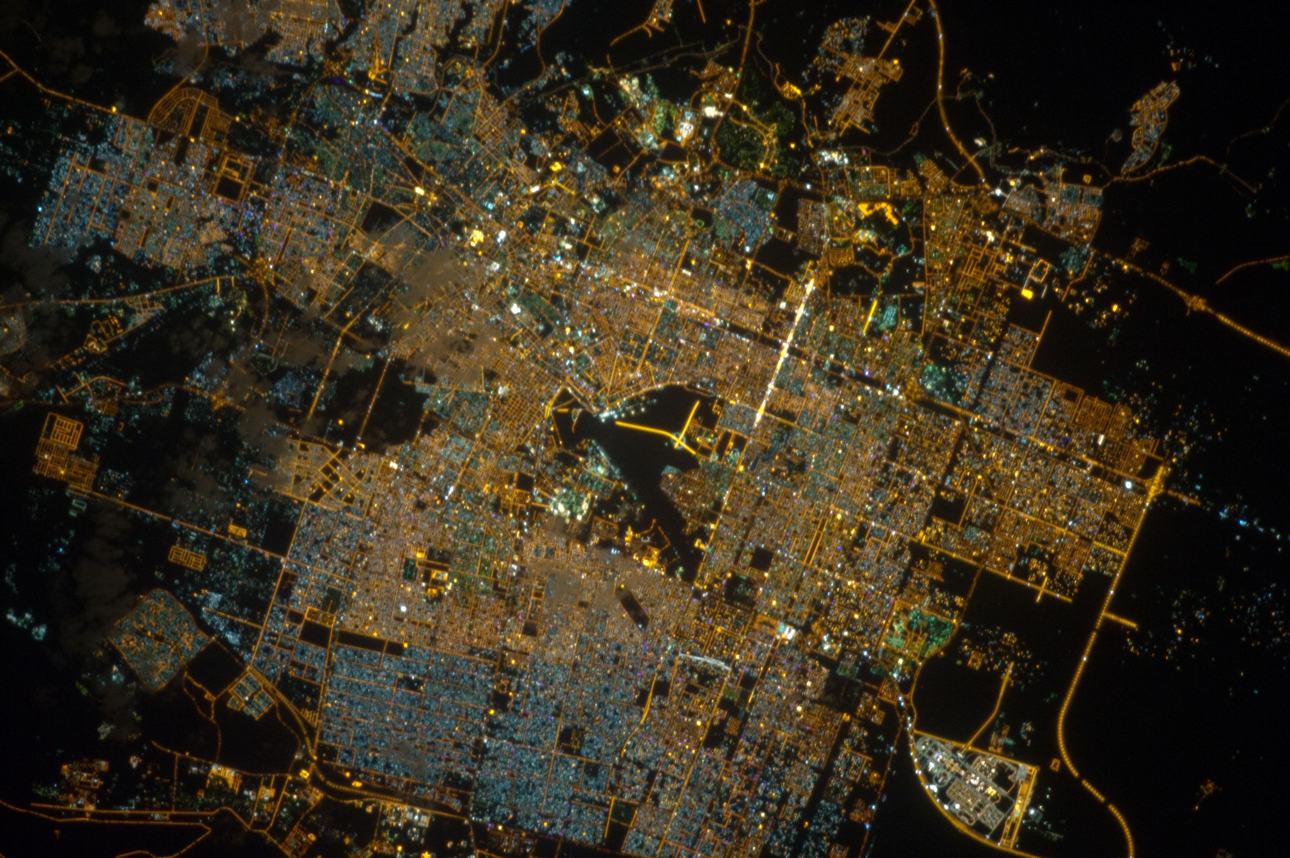 NASA - Riyadh, Saudi Arabia