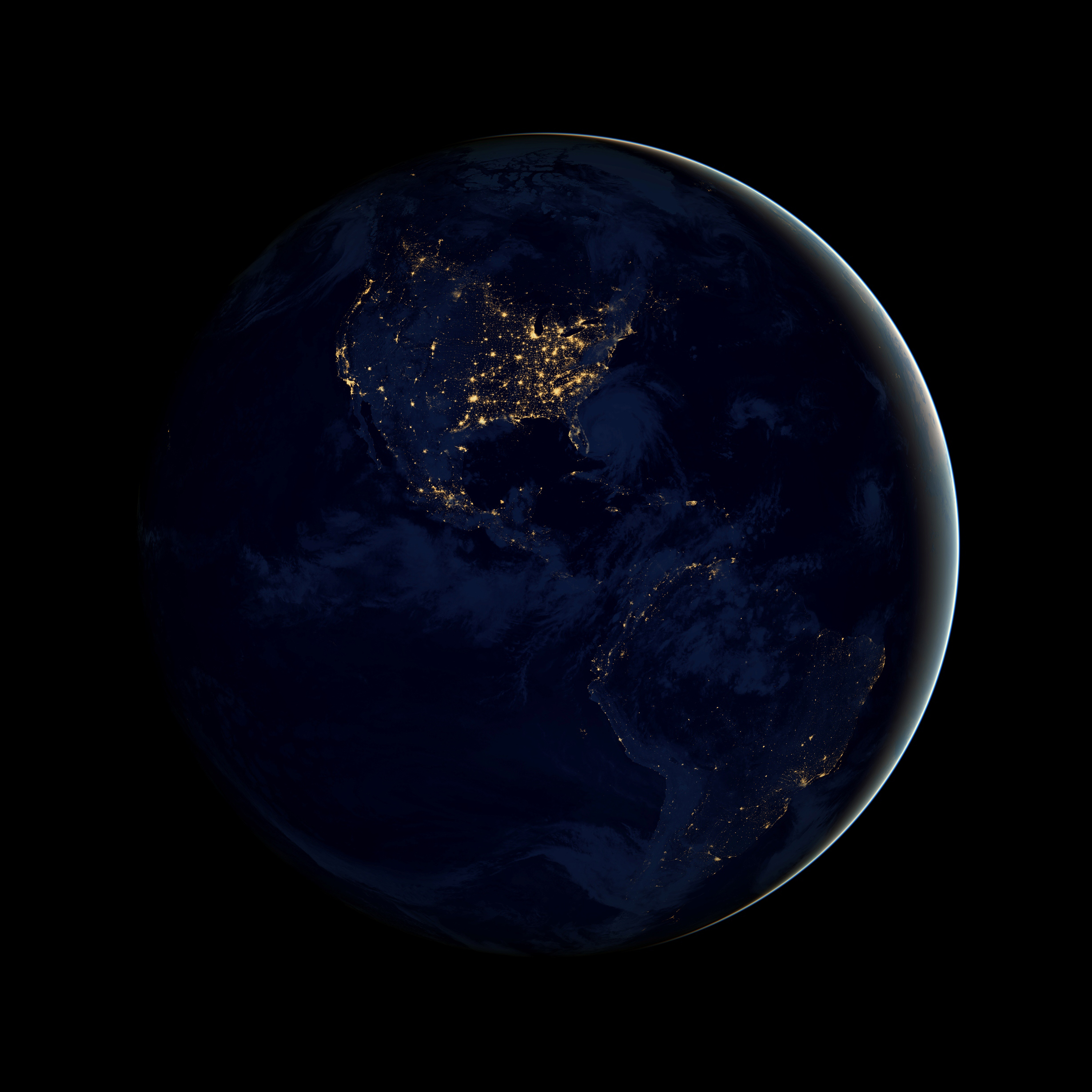 40904ed2f07 Midnight Showing  Stunning and Scientifically Vital Satellite Views of  Earth at Night