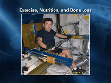 Exercise, nutrition and bone loss