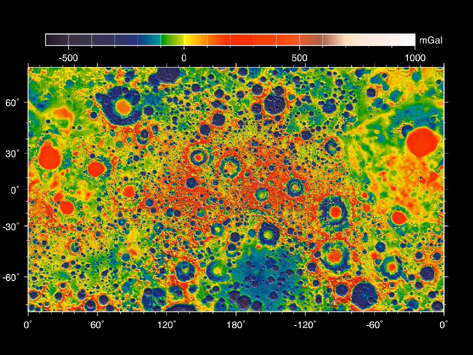 GRAIL's Gravity Field of the Moon