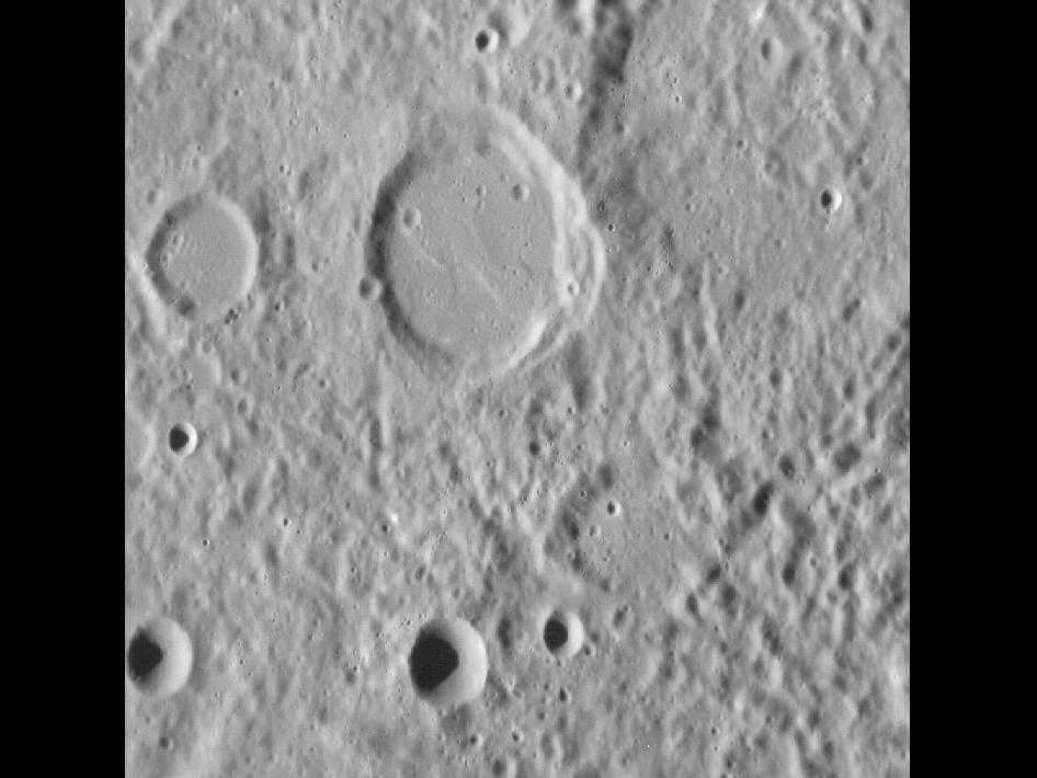 Older Smooth Plains on Mercury