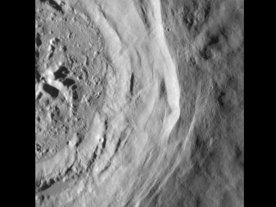 Crater Collapse