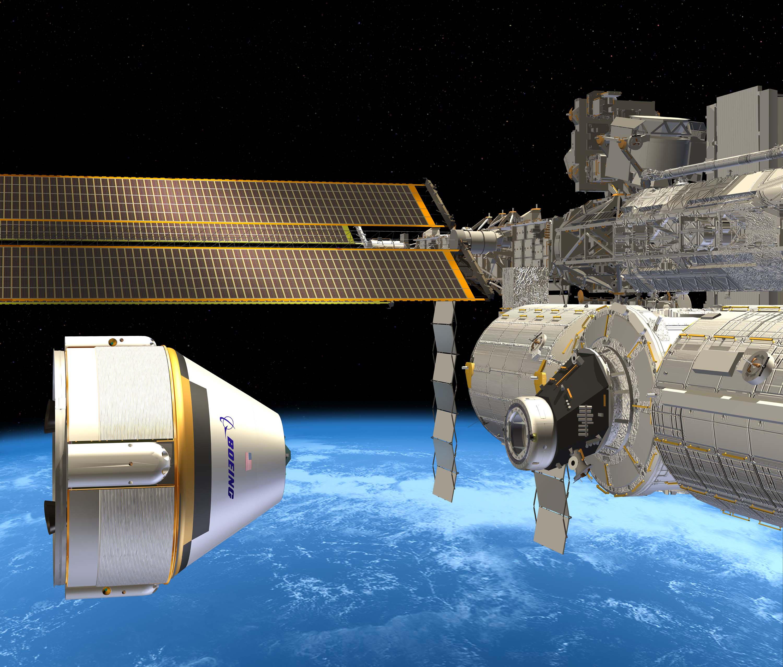 NASA - NASA Awards Commercial Crew Certification Contracts