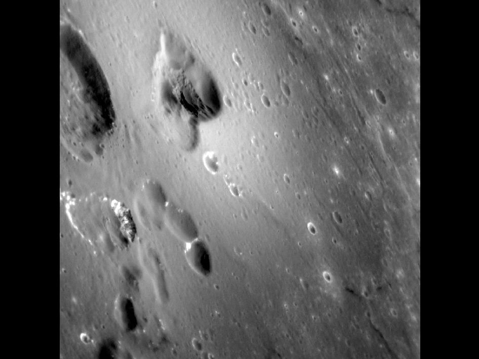 Image from Orbit of Mercury: As Soft As Velvet
