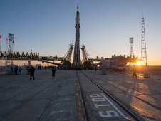 201212170016hq -- Soyuz TMA-07M spacecraft