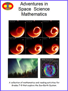 Cover of the Adventures in Space Science Mathematics Educator Guide