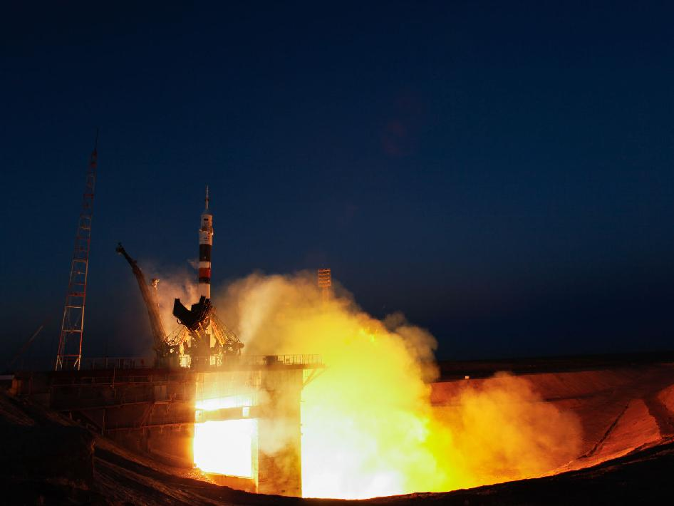 Expedition 34 Soyuz