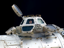 360 Degree Space Station Cupola - Pics about space