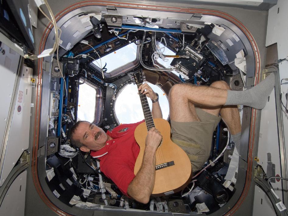 canadian space agency astronaut chris hadfield - photo #18