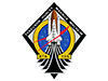 Mission patch for space shuttle mission STS-135