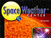 Logo for Space Weather Center
