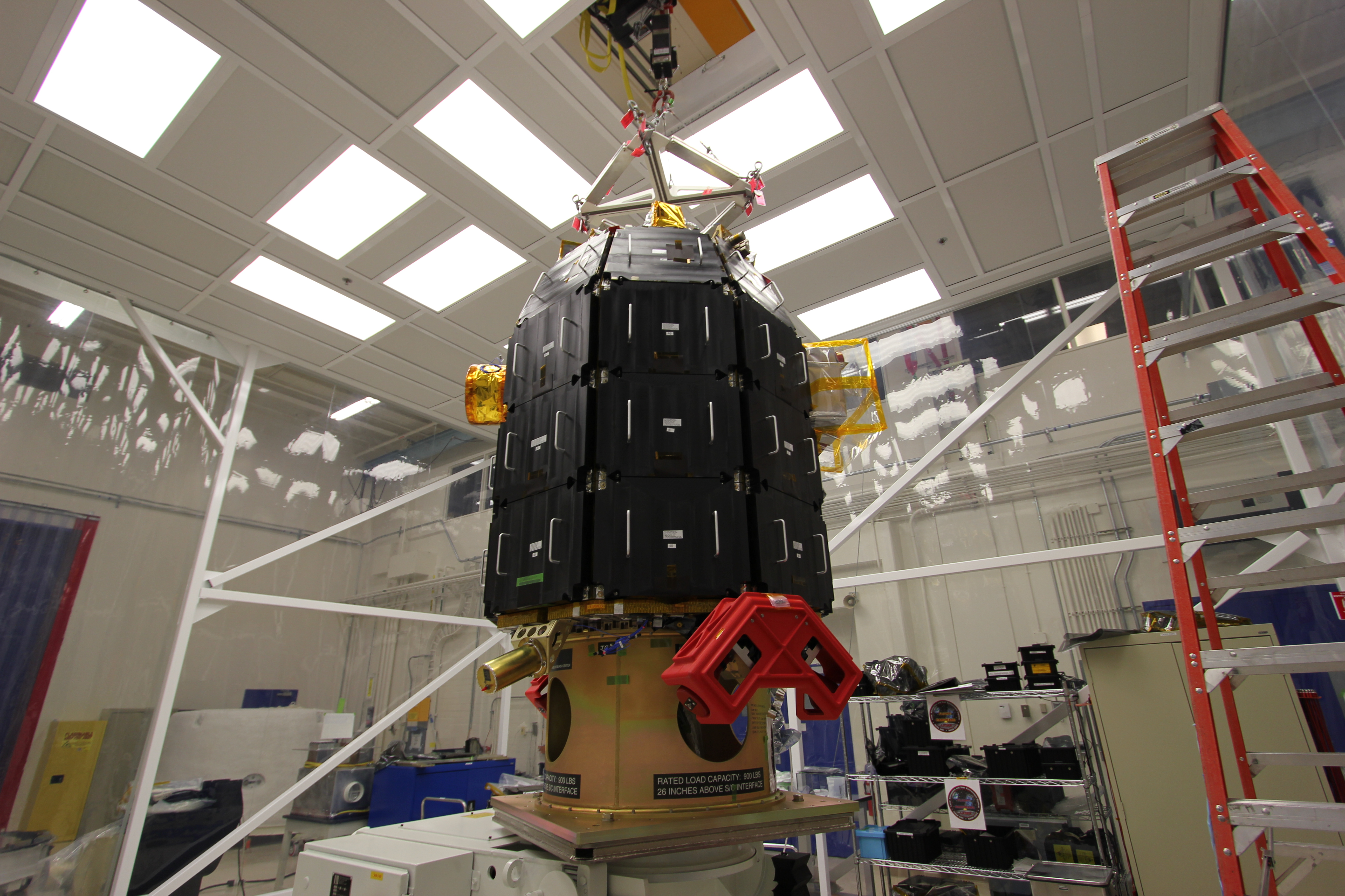 LADEE Project Manager Update | NASA