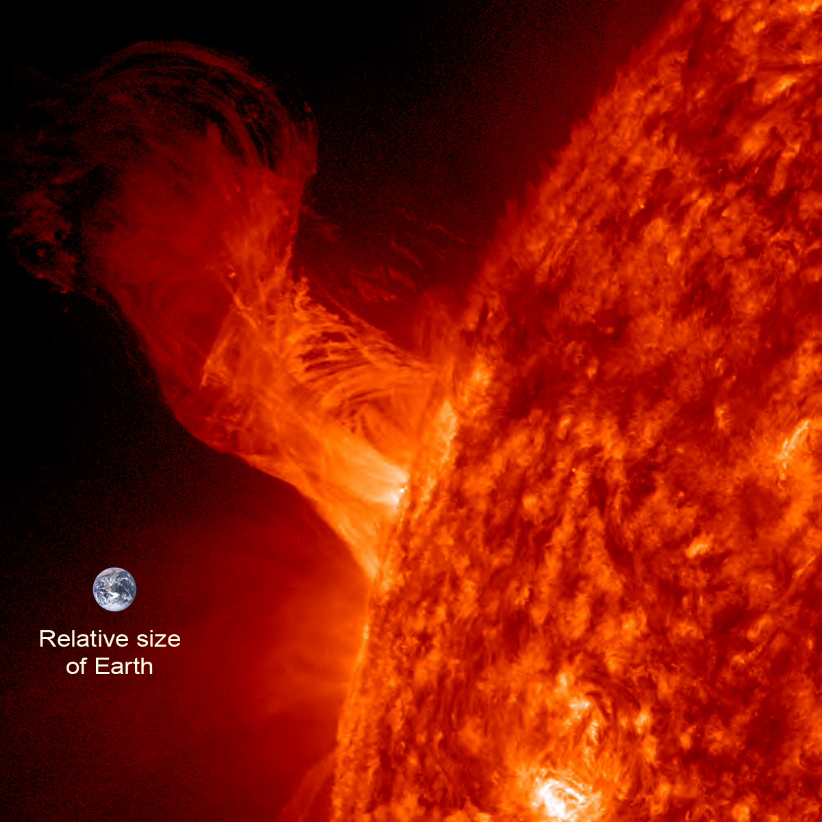 diameter of the sun nasa - photo #2