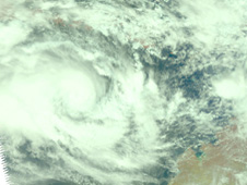 AIRS image of Narelle