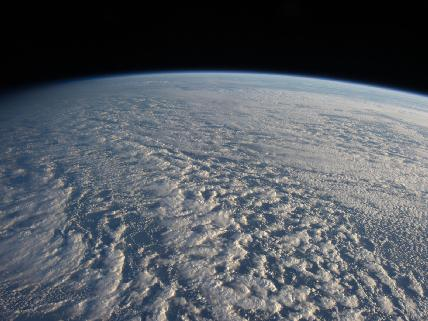 Stratocumulus Clouds Over Pacific