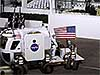 Lunar rover at the 2009 Inaugural Parade