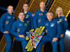 Expedition 36 crew portrait