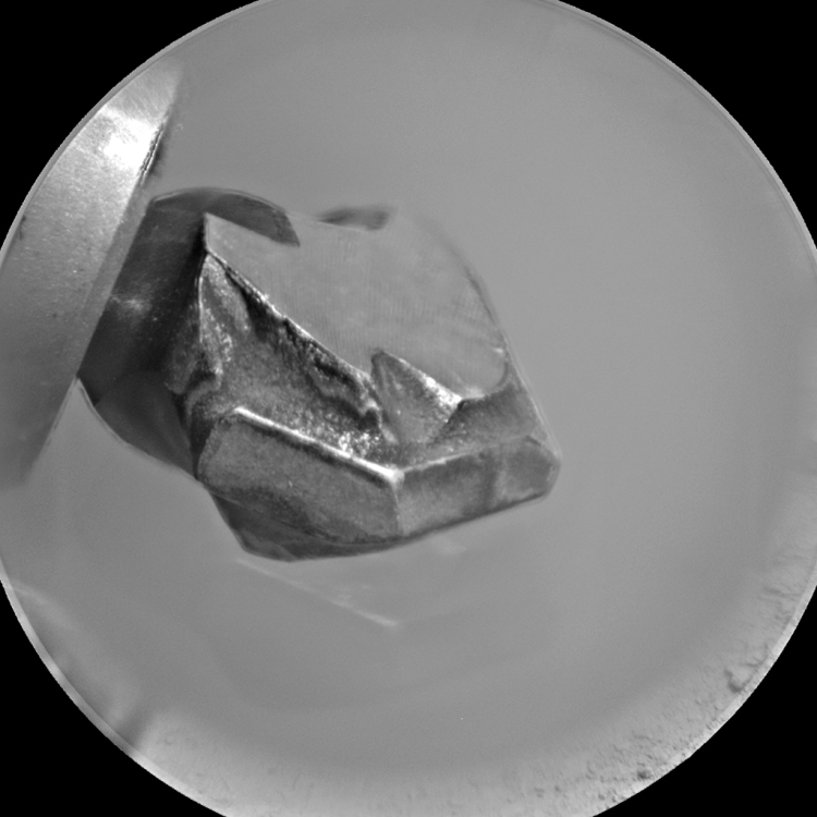 NASA - Drill Bit Tip on Mars Rover Curiosity, Side View