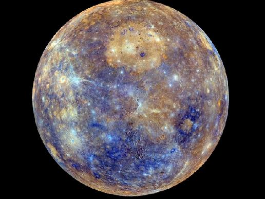 Image from Orbit of Mercury: Getting The Spins