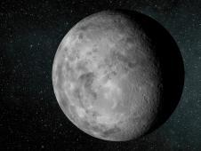 Fotografía del planeta Kepler