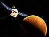 MAVEN spacecraft nears Mars