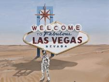 Leaving Las Vegas, by Scott Listfield